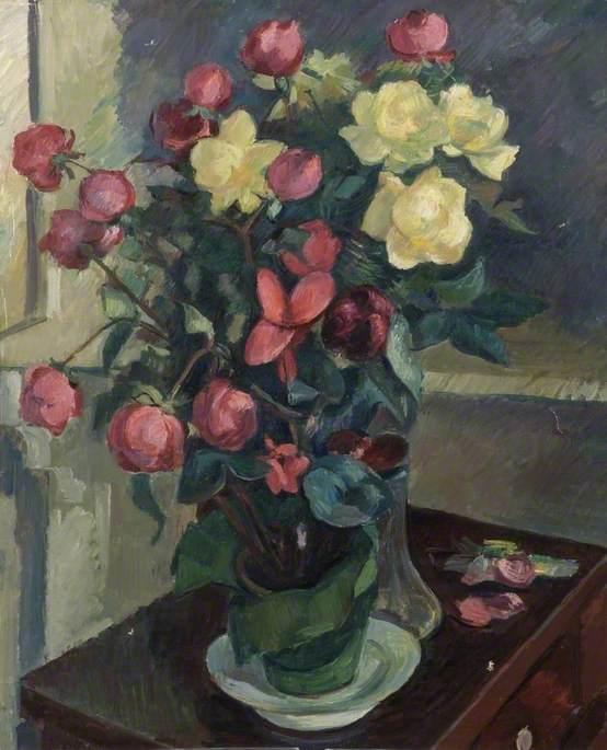 Still Life, Roses
