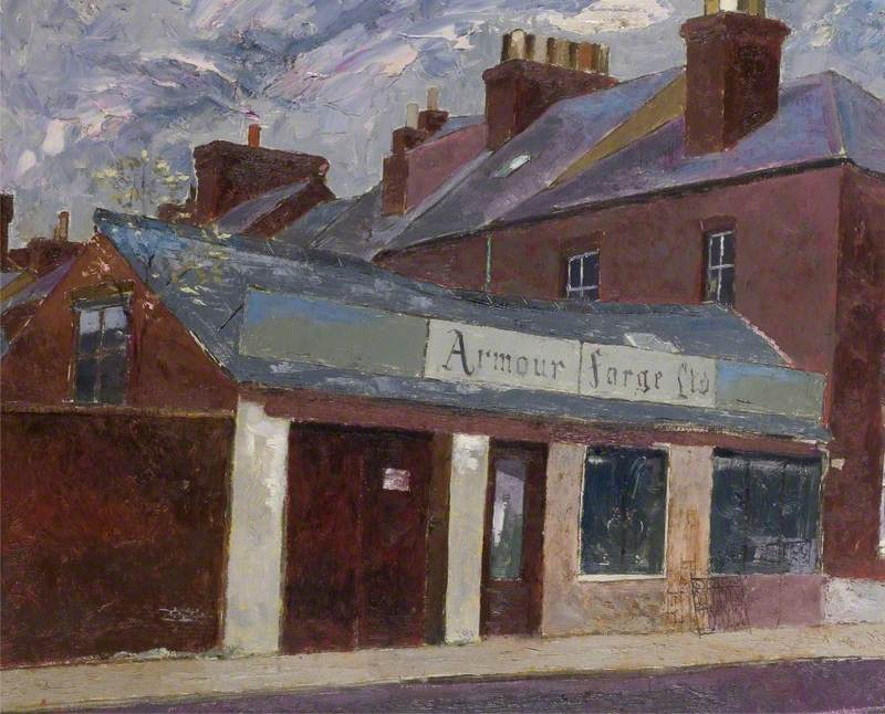 The Armour Forge, Church Street, Luton, Bedfordshire