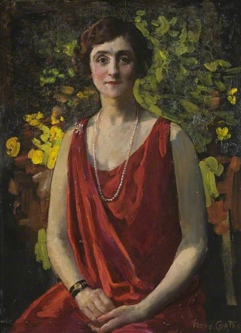 Mrs Olive Lethbridge