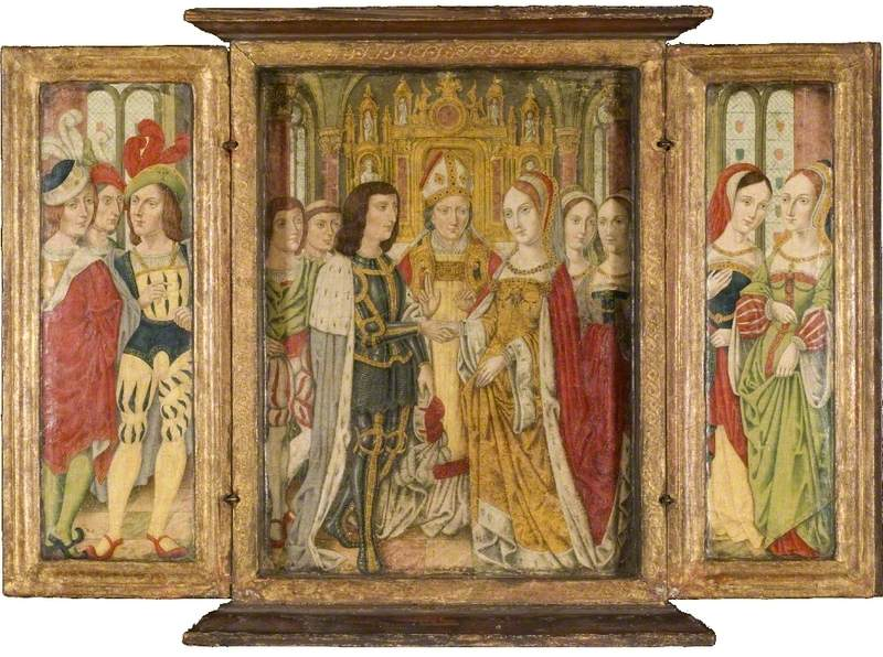 The Marriage of Edward IV and Elizabeth Woodville