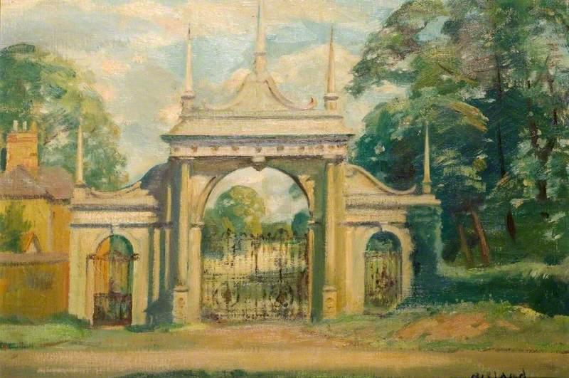 Pytchley Gates, Northamptonshire
