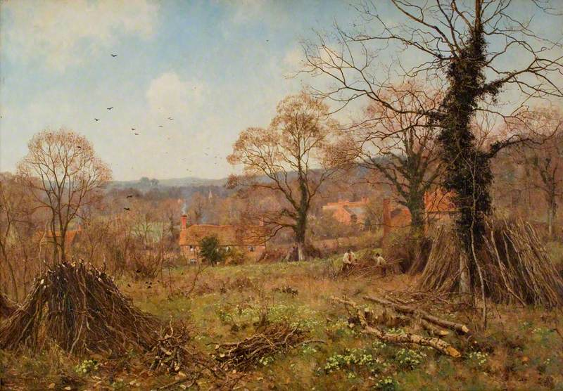 Spring (The Haunt o' Spring's the Primrose Brae)