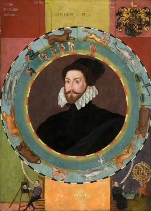 Sir Christopher Hatton (1540–1591)