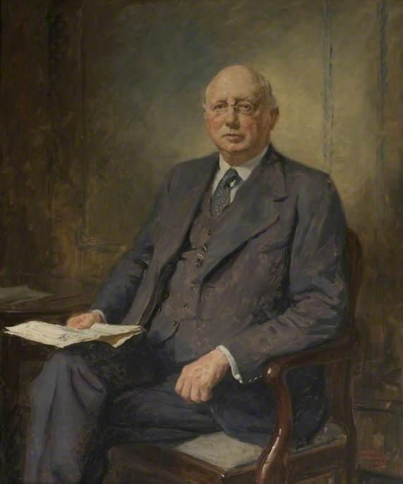 Sir Arthur Richard de Capell Brooke (1869–1944), 5th Bt, Lord Brooke of Oakley