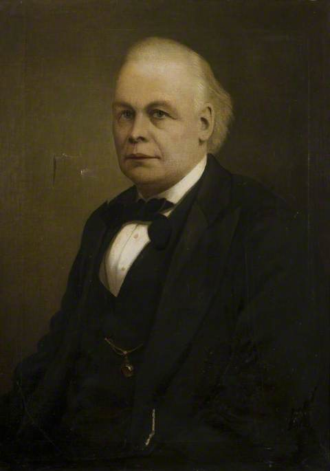 Charles Bradlaugh (1833–1891), Editor of Chronicle and Echo, MP (from 1886)