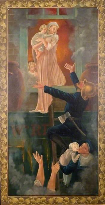 The Heroic Deed of Alice Ayres