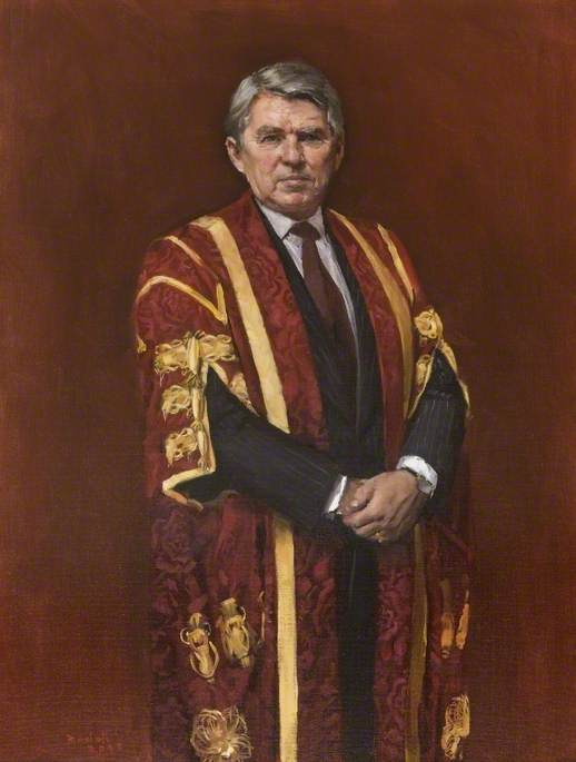 Dr Dai John, Vice-Chancellor of the University of Luton (1998–2003)