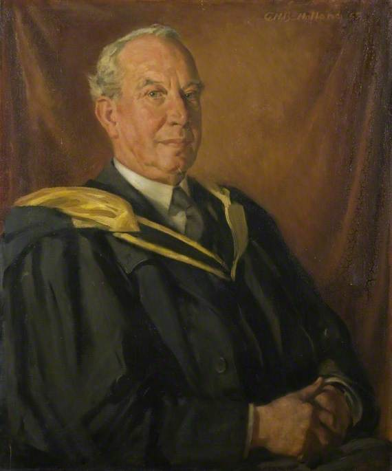O. F. Bailey (1899–1986), BSc, Associate Member of Institution of Electricial Engineers, Principal of Northampton College of Technology (until 1955)