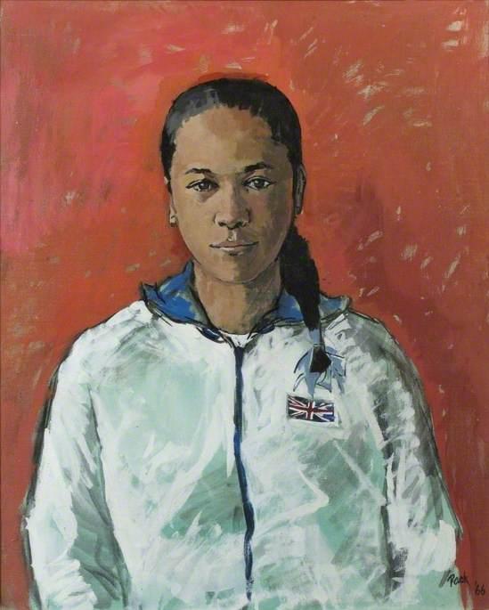 Miss Anita Neil (b.1950)