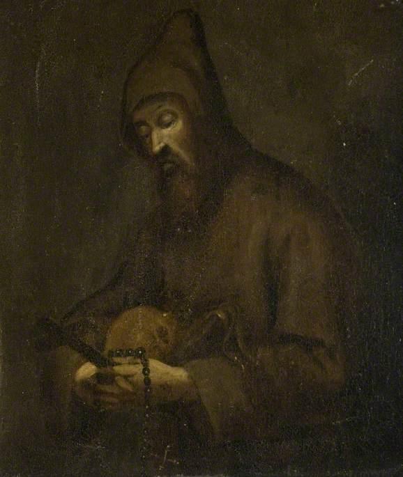 Portrait of a Friar
