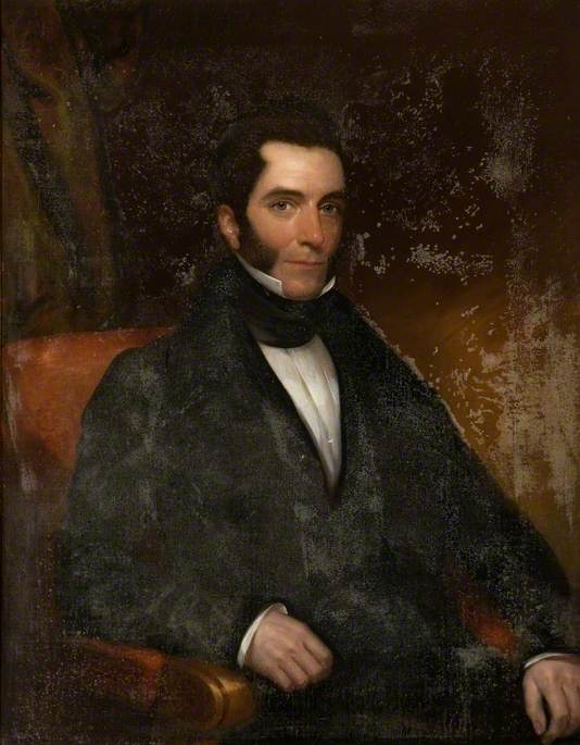 Henry Leach (1798–1873), Last Town Bailiff (1834–1835), First Mayor of the Borough (1836, 1839 & 1847)