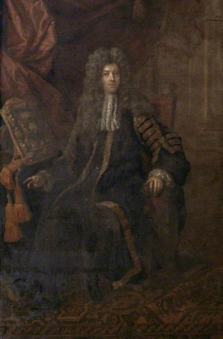 John Somers (1651–1716), 1st Baron Somers, Lord High Chancellor of England