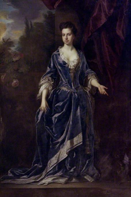 Lady Amabel Grey (b.1673), Sister of Henry Grey, Duke of Kent