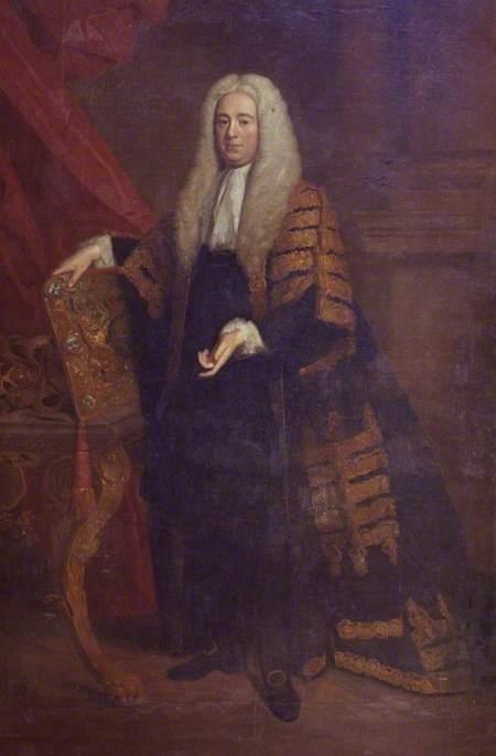 Philip Yorke (1690–1764), Earl of Hardwicke