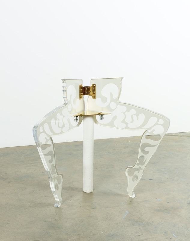 Leg Chair (Sorry I'm Late)