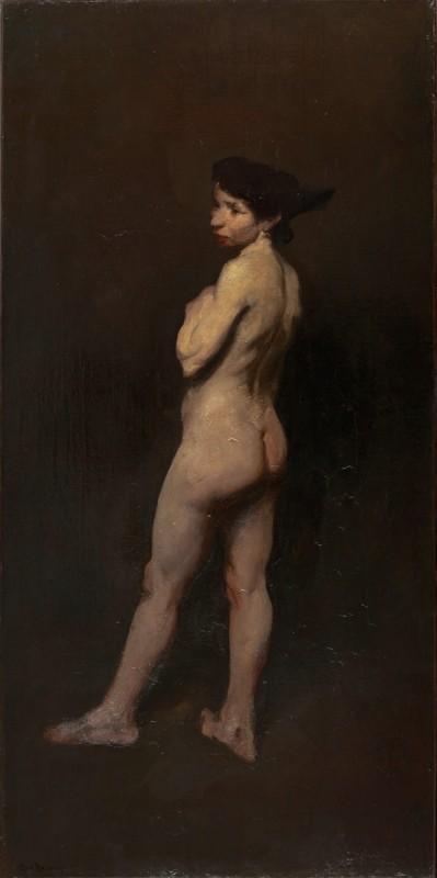 Nude, Miss Bentham
