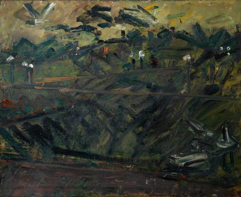 Primrose Hill – Winter