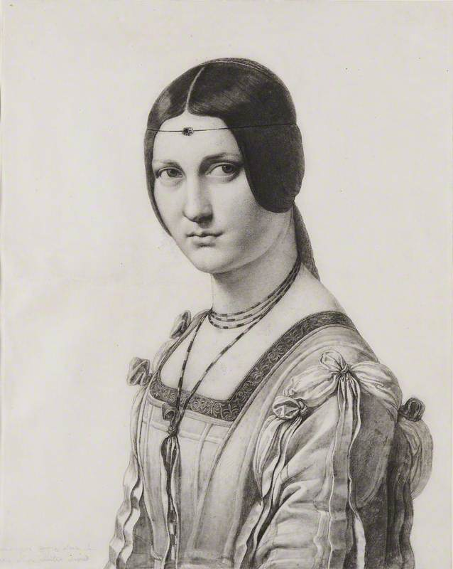 'La Belle Ferronnière'