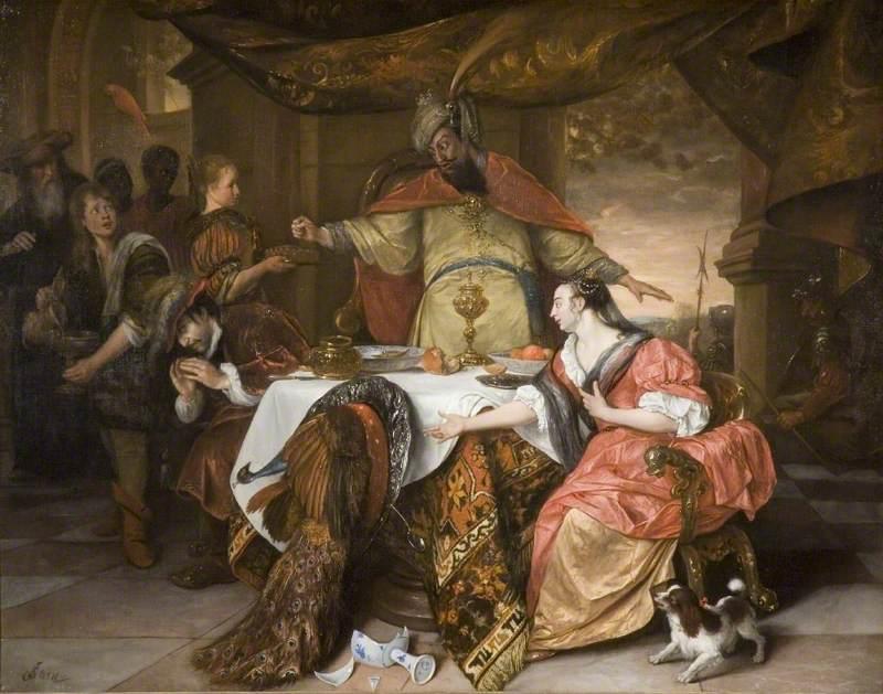 The Wrath of Ahasuerus