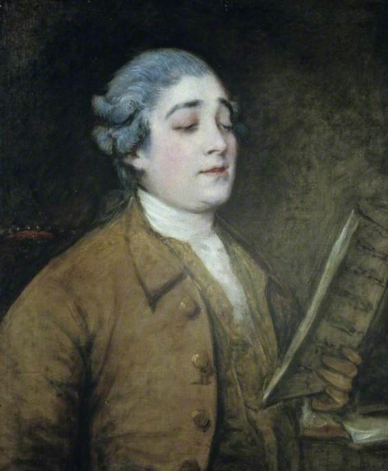 Giusto Ferdinando Tenducci (1734–1790)