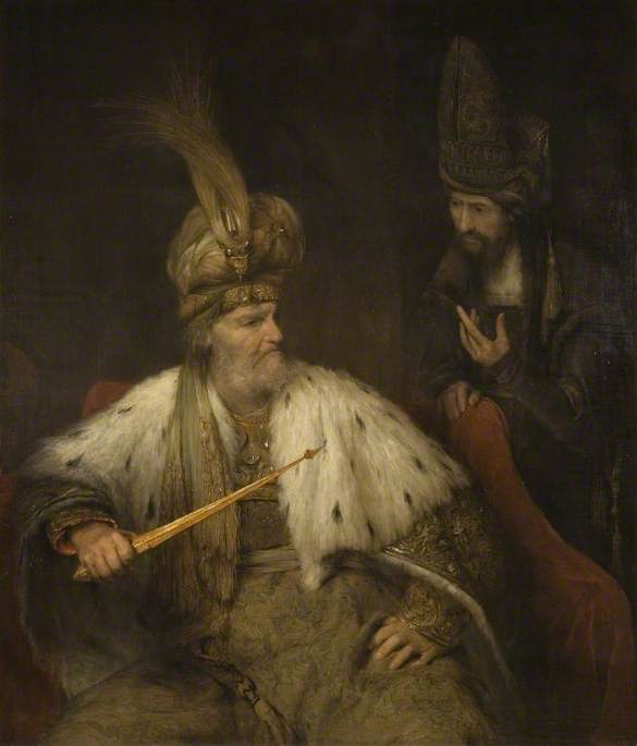 Ahasuerus and Haman