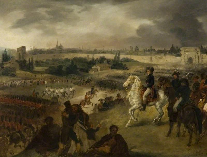 The Entry of Bonaparte into Milan