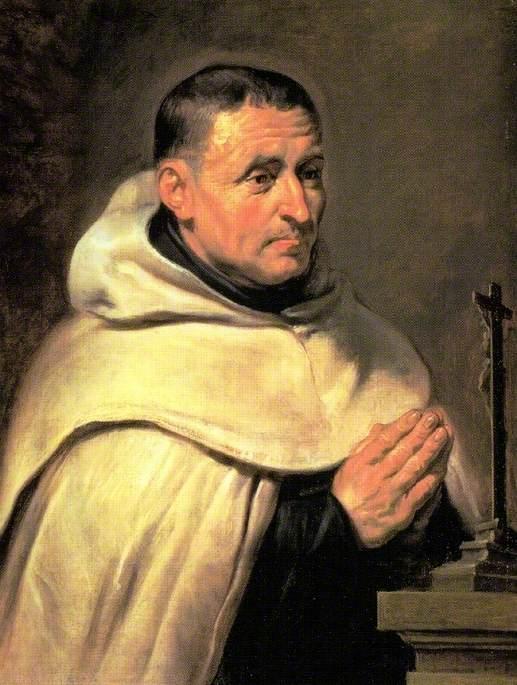 Portrait of a Carmelite Prior