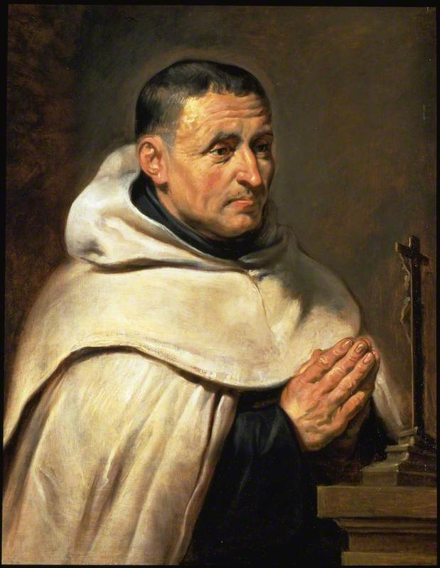 Portrait of a Carmelite Prior