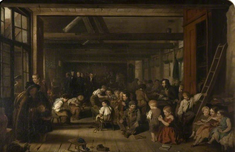 The First Ragged School, Westminster