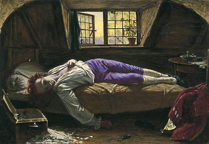 The Death of Chatterton