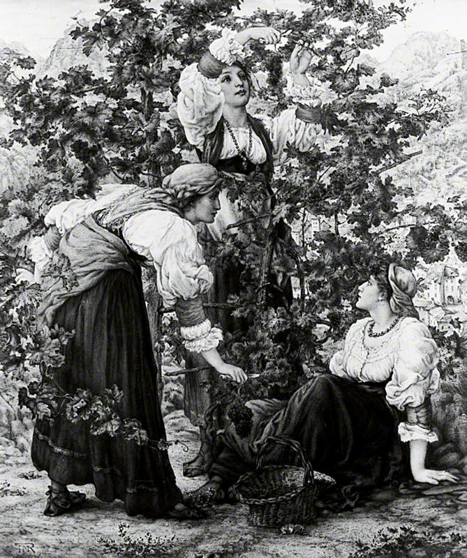 Labourers in the Vineyard