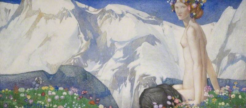 Flora of the Alps