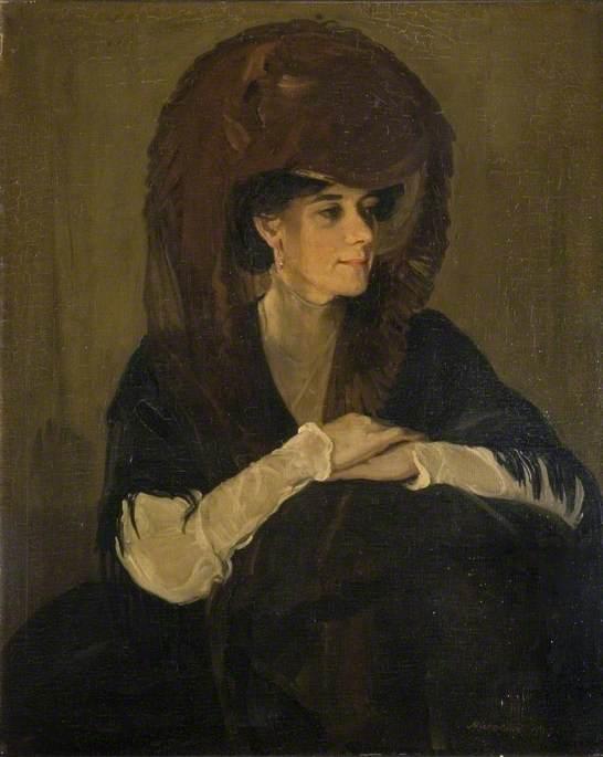 The Brown Veil (Mrs Harrington Mann)