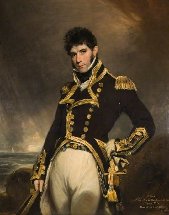 Captain Gilbert Heathcote (1779–1831), RN