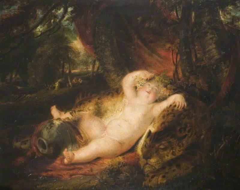 The Infant Bacchus