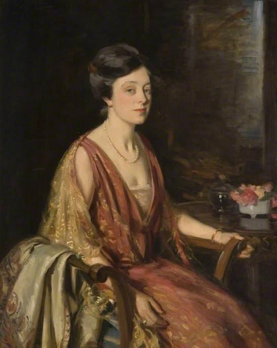 Mrs Neville Chamberlain