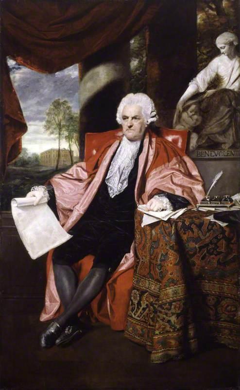Dr John Ash (1723–1798)