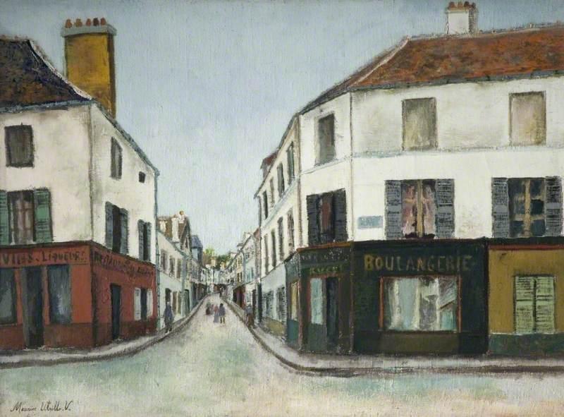 Rue à Pontoise