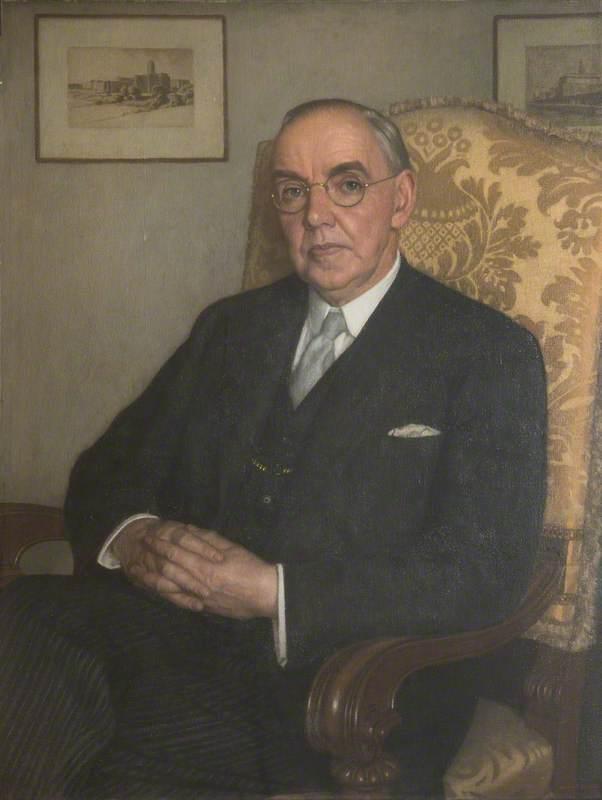 Sir Harry Vincent (1875–1952), LLD