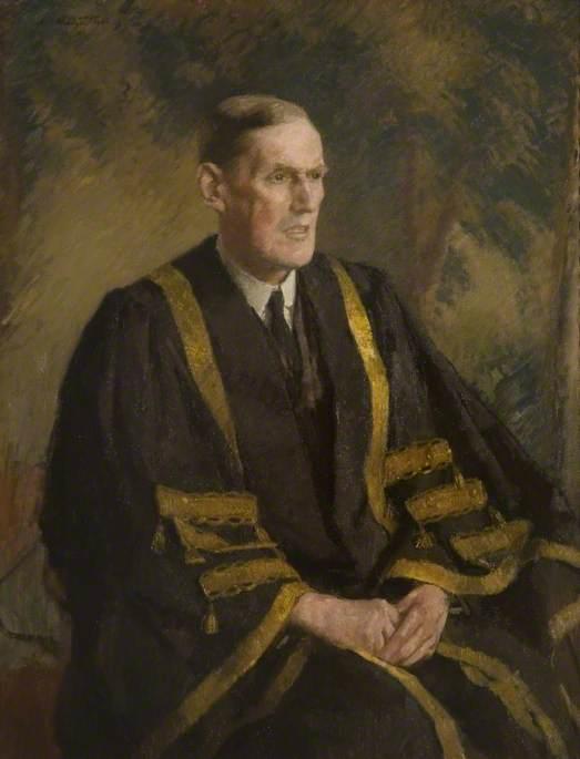 Edmund Phipson Beale (1872–1952), Pro-Chancellor (1939–1947)