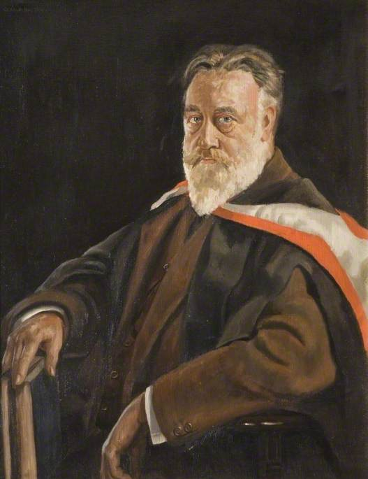 Sir Granville Bantock (1868–1946), First Principal of the Birmingham and Midland Institute School of Music (1900–1934), Peyton Professor of Music, University of Birmingham (1908–1934)