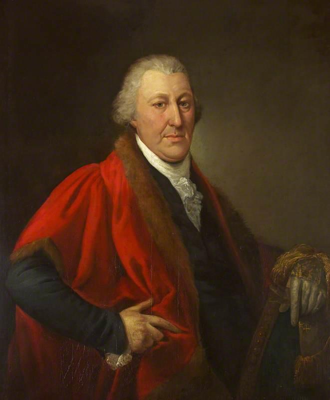 John Noble, Mayor (1791)