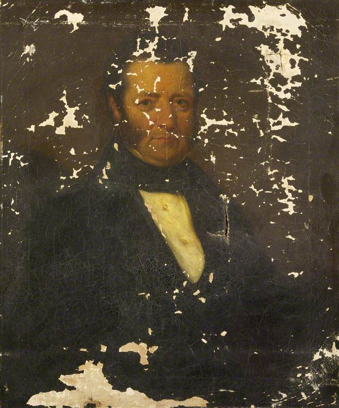George Pryce (?), City Librarian (1856–1868)