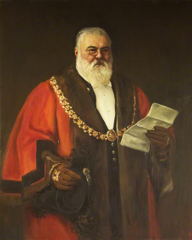 Sir Frank Wills, KT, Lord Mayor (1911–1912)