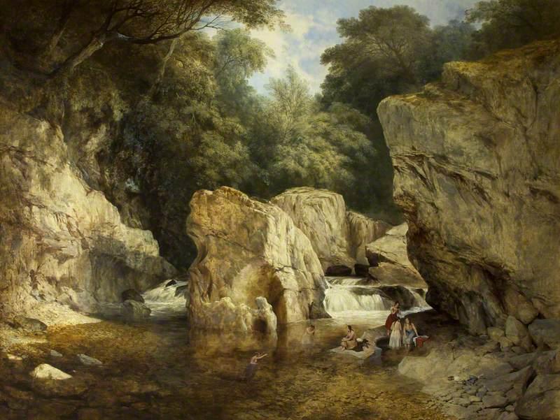 Scene in North Wales