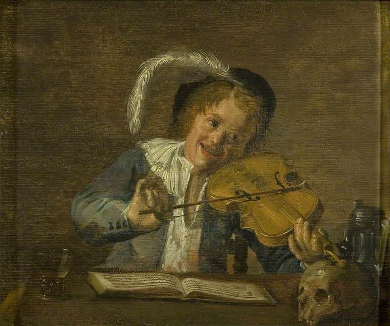 A Boy Musician