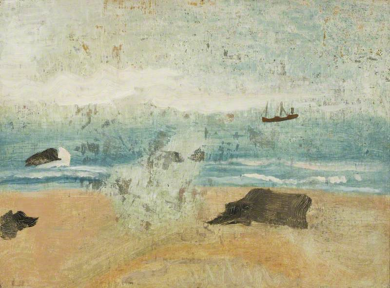1930 (Porthmeor Beach)