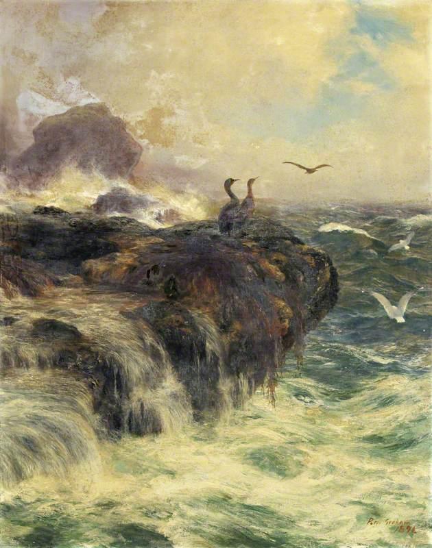 Eagle's Cliff