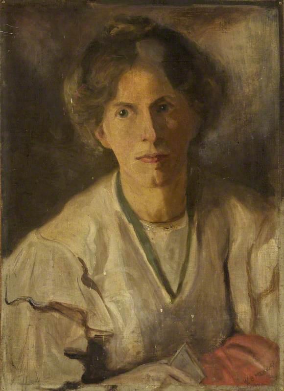 Miss Annie Kenney