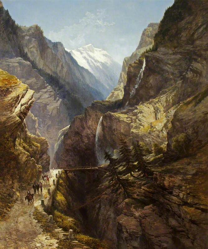 The Simplon Pass